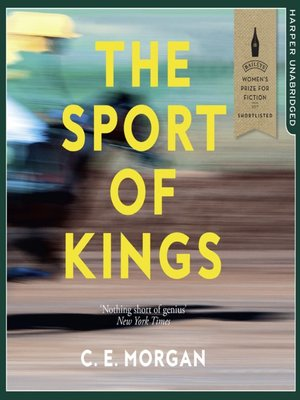 cover image of The Sport of Kings