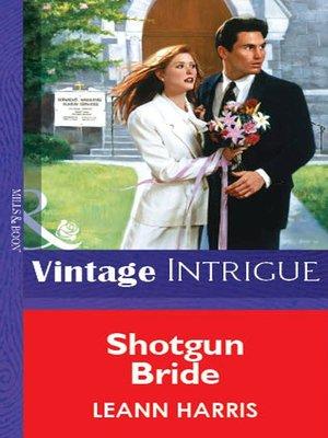 cover image of Shotgun Bride