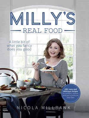 cover image of Milly's Real Food