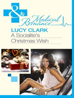 cover image of A Socialite's Christmas Wish