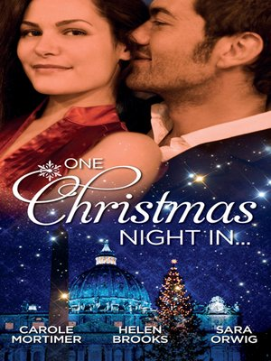 cover image of One Christmas Night In...