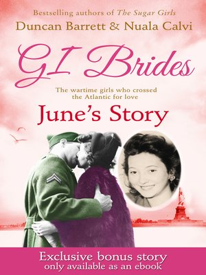 cover image of GI BRIDES – June's Story