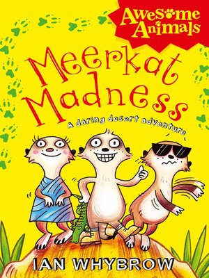 cover image of Meerkat Madness