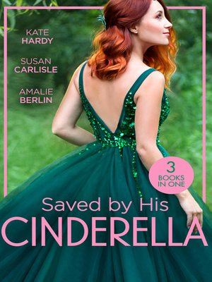 cover image of Saved by His Cinderella