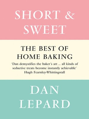 cover image of Short and Sweet