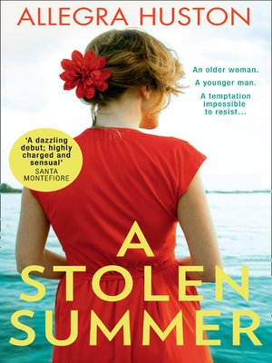cover image of A Stolen Summer