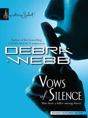 cover image of Vows of Silence