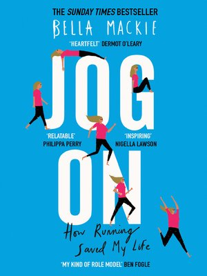 cover image of Jog On