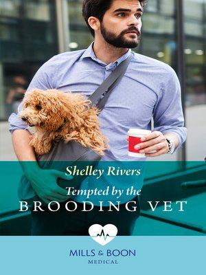 cover image of Tempted by the Brooding Vet