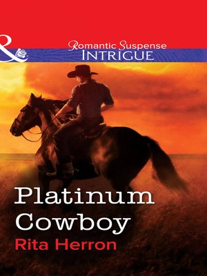 cover image of Platinum Cowboy