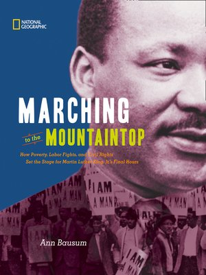 cover image of Marching to the Mountaintop