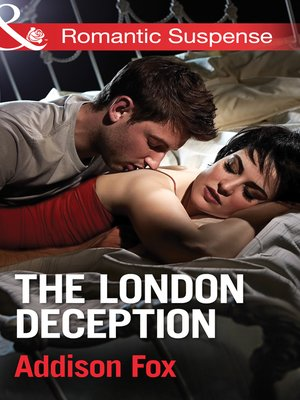 cover image of The London Deception