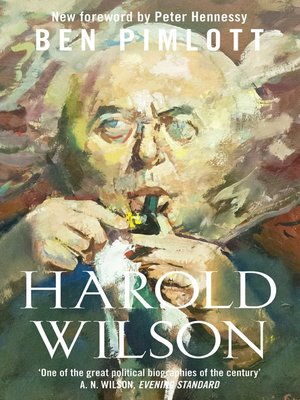cover image of Harold Wilson