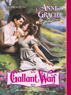 cover image of Gallant Waif