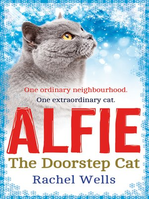 cover image of Alfie the Doorstep Cat