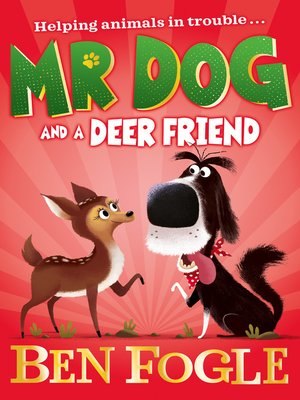 cover image of Mr Dog and a Deer Friend