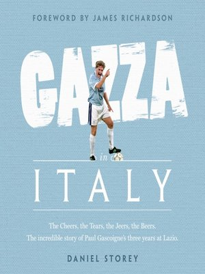 cover image of Gazza in Italy