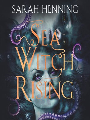cover image of Sea Witch Rising