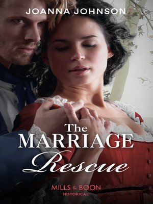 cover image of The Marriage Rescue