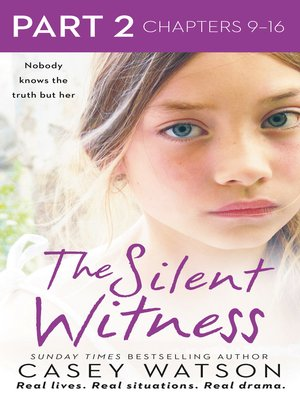 cover image of The Silent Witness, Part 2 of 3