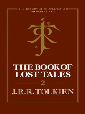 Tales lost book the of
