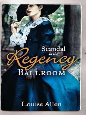 cover image of Scandal in the Regency Ballroom
