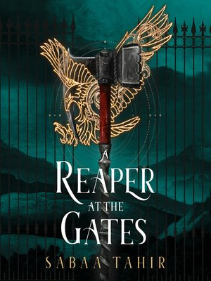 Image result for a reaper at the gates cover