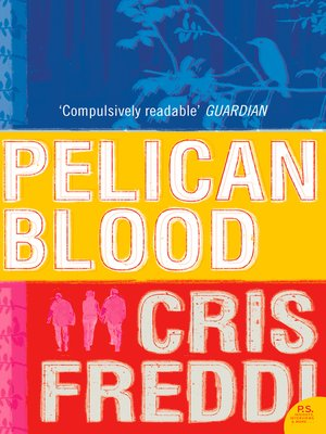 cover image of Pelican Blood
