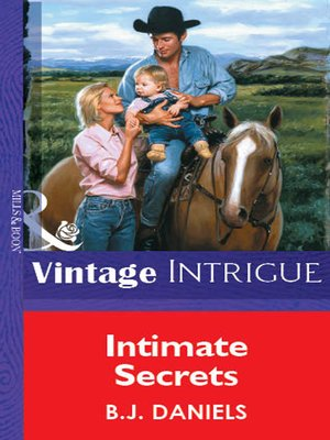 cover image of Intimate Secrets