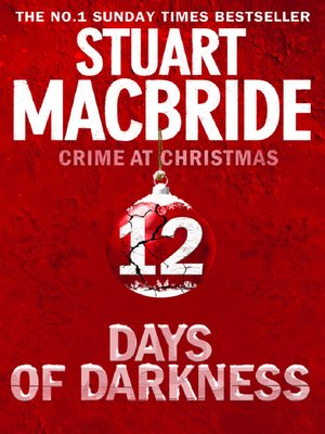 cover image of Twelve Days of Darkness