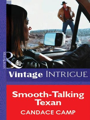 cover image of Smooth-Talking Texan