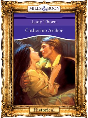 cover image of Lady Thorn