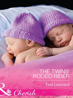 cover image of The Twins' Rodeo Rider