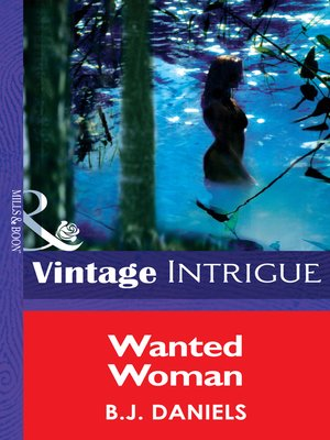 cover image of Wanted Woman