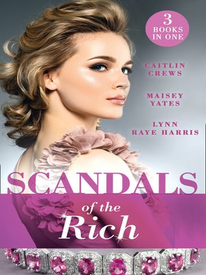 cover image of Scandals of the Rich
