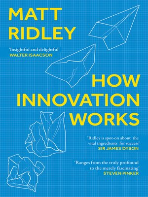 cover image of How Innovation Works