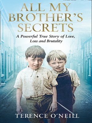 cover image of All My Brother's Secrets