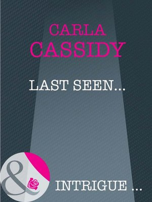 cover image of Last Seen...