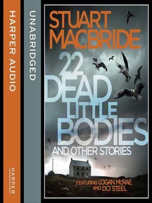 cover image of 22 Dead Little Bodies and Other Stories