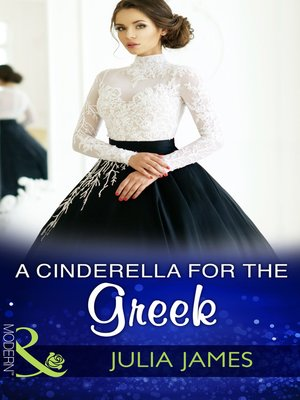 cover image of A Cinderella For the Greek