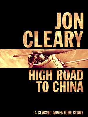 cover image of High Road to China