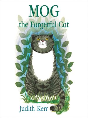 cover image of Mog the Forgetful Cat