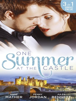cover image of One Summer At the Castle