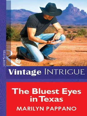 cover image of The Bluest Eyes in Texas