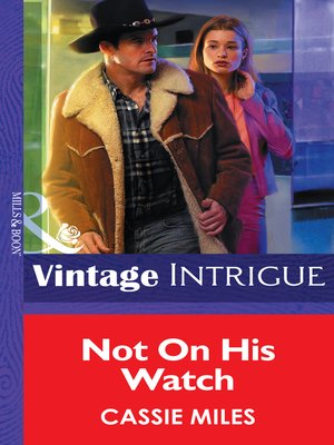 cover image of Not on His Watch
