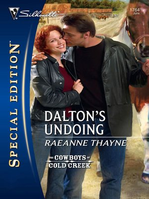 cover image of Dalton's Undoing