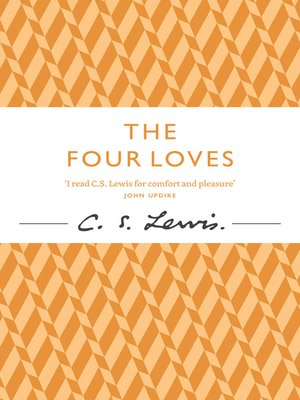 cover image of The Four Loves