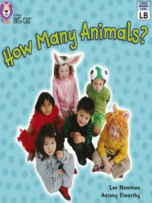 cover image of Collins Big Cat – How Many Animals