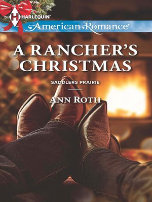 cover image of A Rancher's Christmas