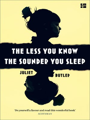 cover image of The Less You Know the Sounder You Sleep